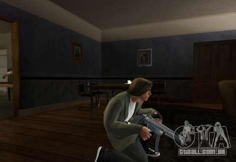 WMYST HD para GTA San Andreas por diante tela