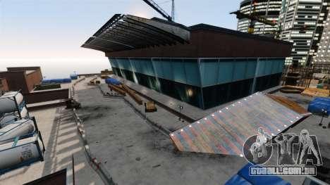 Fora-de-pista de estrada para GTA 4 décimo tela
