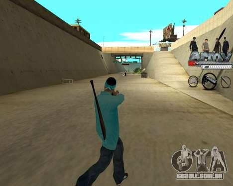 Ampliador intervalo de nicks para GTA San Andreas segunda tela