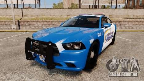 Dodge Charger 2013 Liberty County Police [ELS] para GTA 4