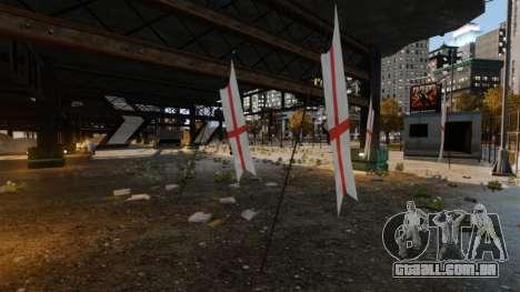 Fora-de-pista de estrada para GTA 4 segundo screenshot