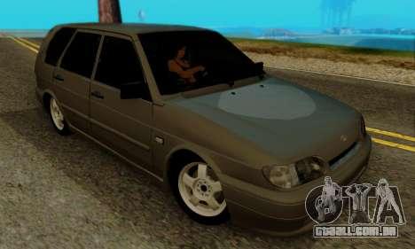 VAZ 2115 de Imóveis para GTA San Andreas