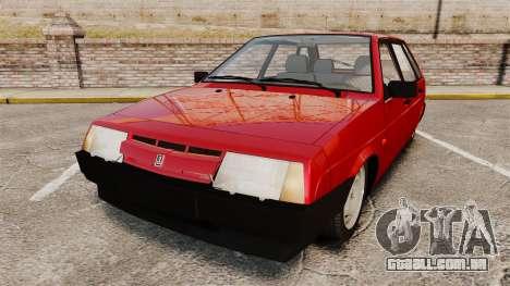 VAZ-2109 Satélite para GTA 4