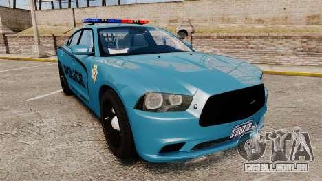 Dodge Charger 2011 LCPD [ELS] para GTA 4