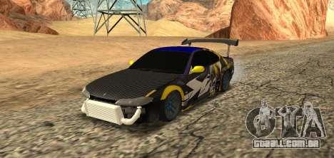 Nissan Silvia S15 Drift Industry para GTA San Andreas