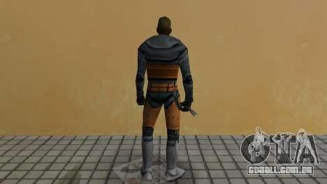 Gordon Freeman para GTA Vice City segunda tela