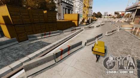 Fora-de-pista de estrada para GTA 4 oitavo tela