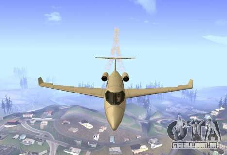 Air traffic realism 1.0 para GTA San Andreas terceira tela