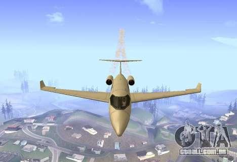 Air traffic realism 1.0 para GTA San Andreas terceira tela
