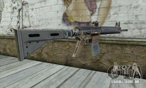 M4A1 из S.T.A.L.K.E.R. para GTA San Andreas segunda tela