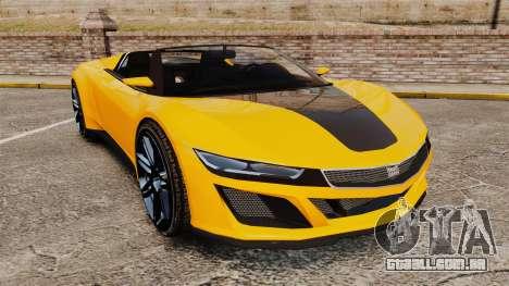 GTA V Dinka Jester HD para GTA 4