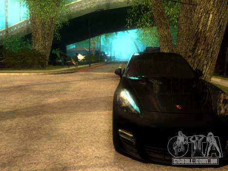 New Grove Street v2.0 para GTA San Andreas terceira tela