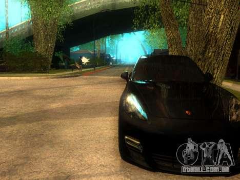 New Grove Street v2.0 para GTA San Andreas terceira tela