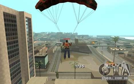 Alterar o intervalo de renderização para GTA San Andreas sexta tela