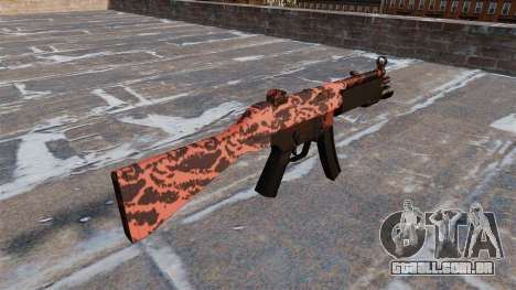 A metralhadora HK MP5 para GTA 4 segundo screenshot