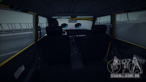 VAZ 2106 pela Carros para GTA San Andreas vista direita