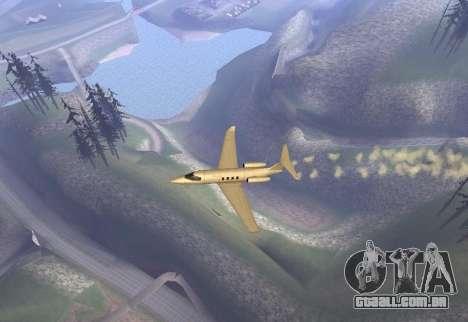 Air traffic realism 1.0 para GTA San Andreas