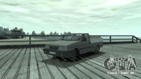 Daewoo-FSO ST 2000 para GTA 4