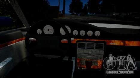 Audi 100 C4 1993 para GTA 4 vista direita