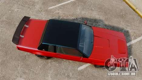 Faction Drift para GTA 4 vista direita