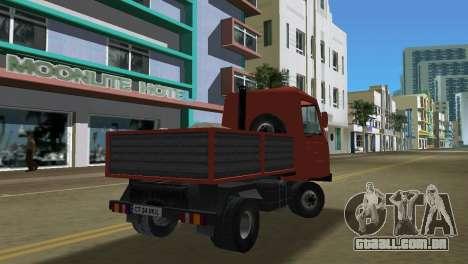 Multicar para GTA Vice City vista direita