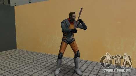 Gordon Freeman para GTA Vice City terceira tela