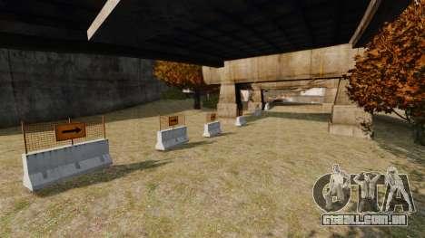 Fora-de-pista v2 para GTA 4 segundo screenshot