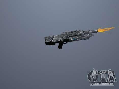 M-86 Sabre v.2 para GTA San Andreas nono tela