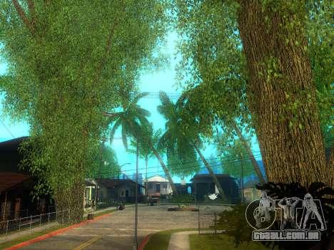 New Grove Street v2.0 para GTA San Andreas sexta tela