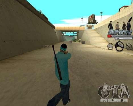 Ampliador intervalo de nicks para GTA San Andreas