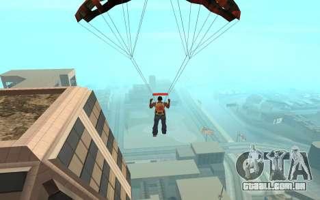 Alterar o intervalo de renderização para GTA San Andreas quinto tela