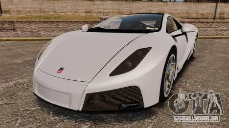 GTA Spano para GTA 4