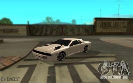 Elegy By Eweest v0.1 para GTA San Andreas