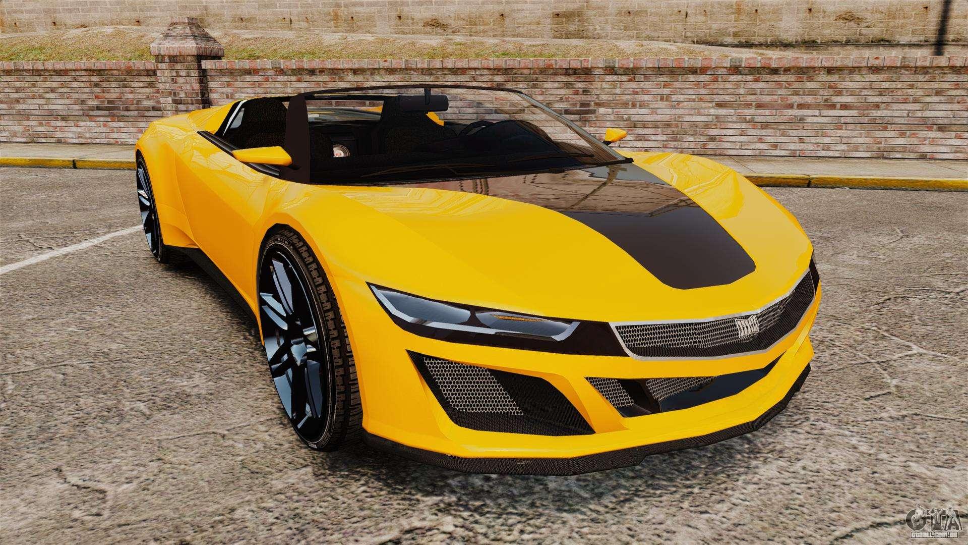 Gta Sa Sports Cars