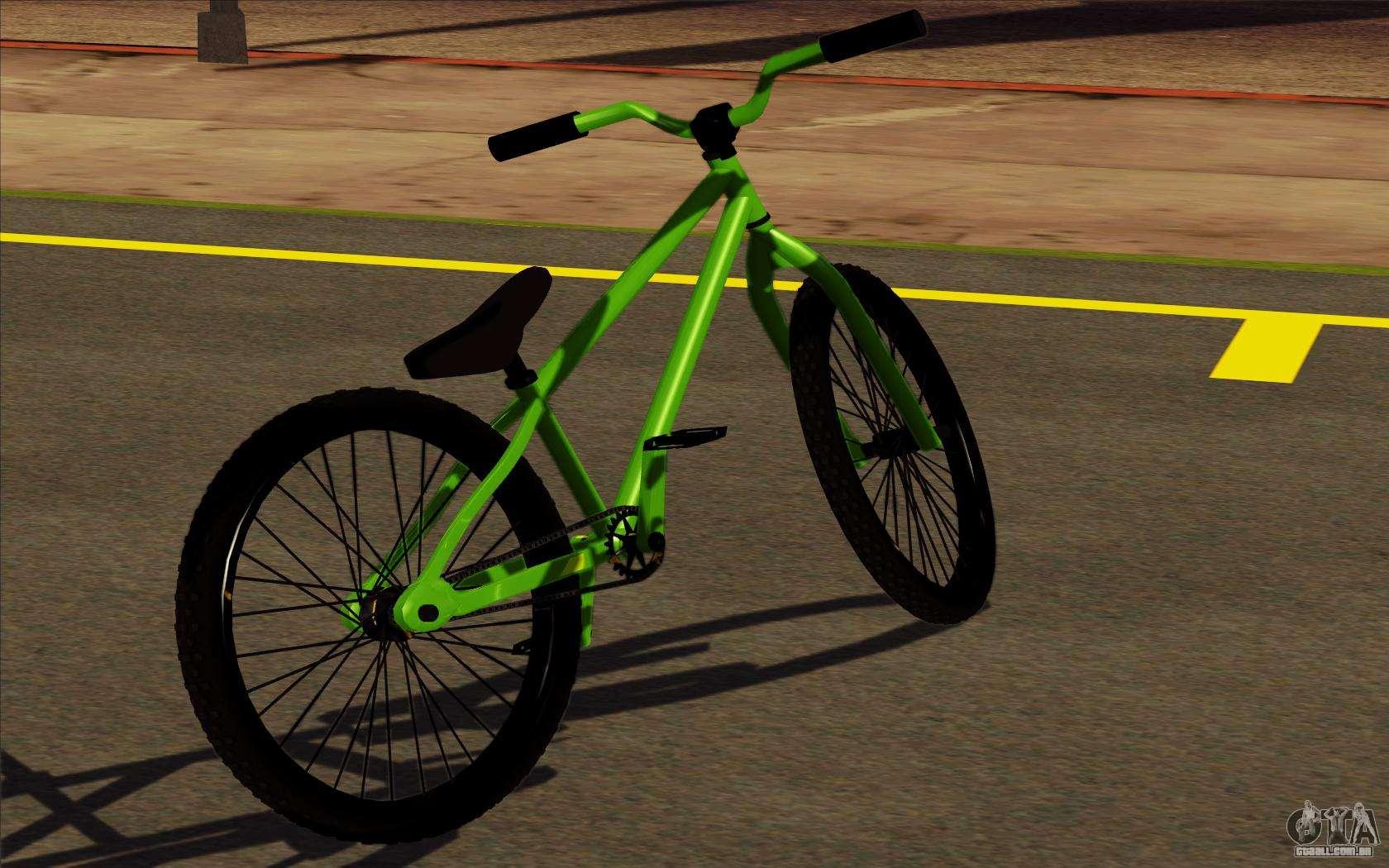 Street Mtb Bike Para Gta San Andreas