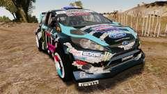 Ford Fiesta RS [Hoonigan] para GTA 4