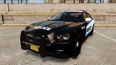 Dodge Charger 2013 Liberty City Police [ELS] para GTA 4