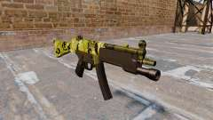A metralhadora HK MP5