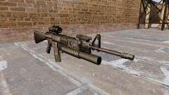 Tática rifle M16A4