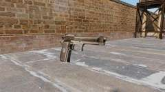 Auto-carregamento de pistola Beretta 92FS