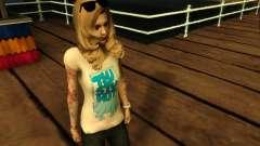 Catrina Skin para GTA San Andreas