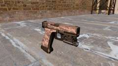 Pistola Glock De 20 Red Tiger