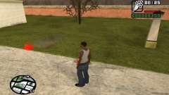 Visitar o túmulo da mãe para GTA San Andreas