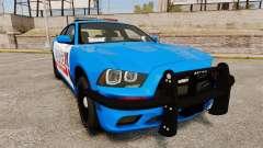 Dodge Charger 2013 LCPD [ELS] para GTA 4