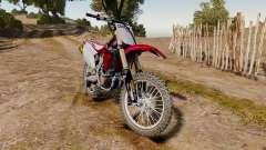 Kawasaki KX250F (Honda CRF450)