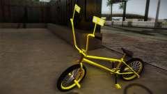 New BMX Yellow