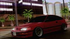 Honda CRX Low Gang para GTA San Andreas