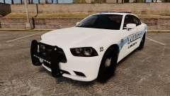 Dodge Charger 2013 Liberty Police [ELS] para GTA 4