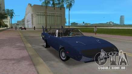 Plymouth Superbird para GTA Vice City
