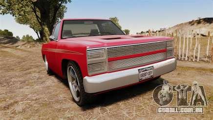 Rancher Lowride para GTA 4